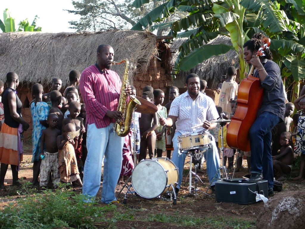 """Jazz in Africa """"The Root of Jazz Expression""""'s video poster"""