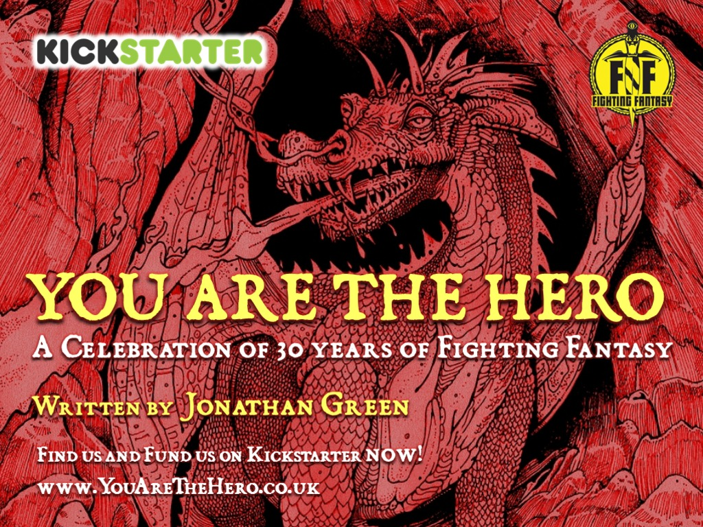 YOU ARE THE HERO's video poster