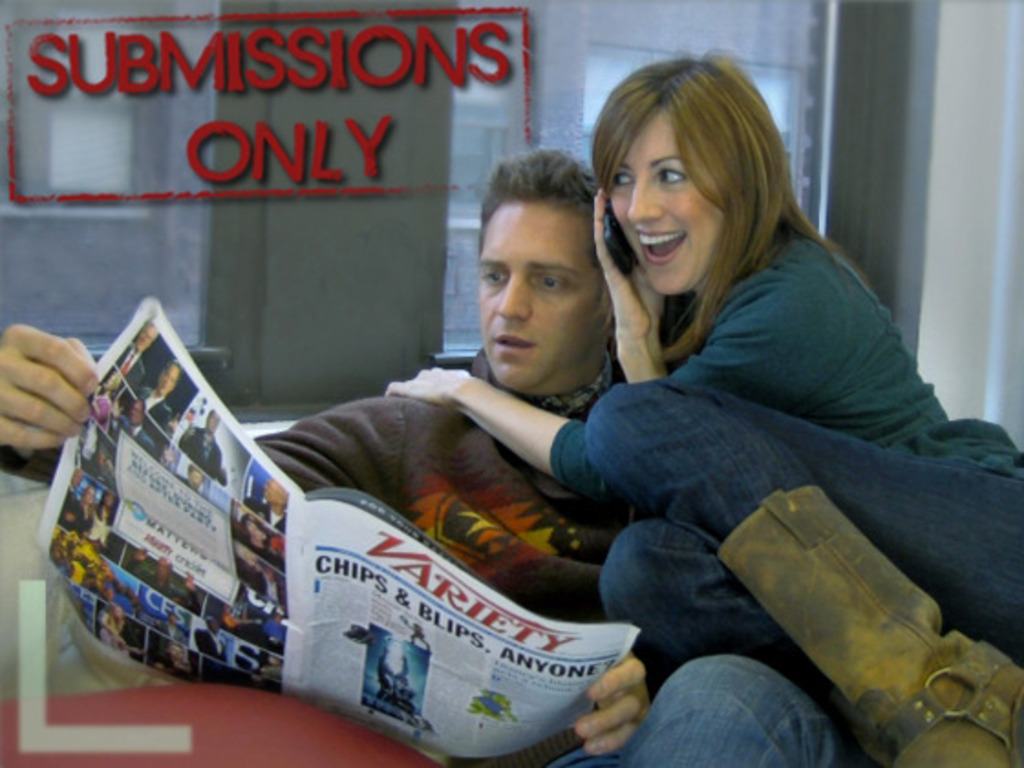 """Submissions Only"" web series's video poster"