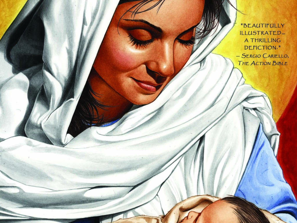 Apostle Arts Presents A Child is Born: 2013 Deluxe Hardcover's video poster
