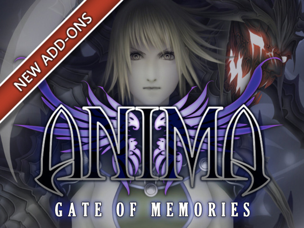 Anima - Gate of Memories's video poster