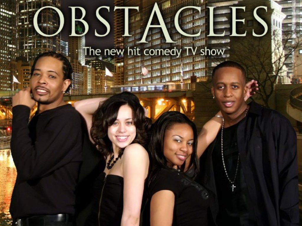 Funding For Obstacles Tv Show project's video poster
