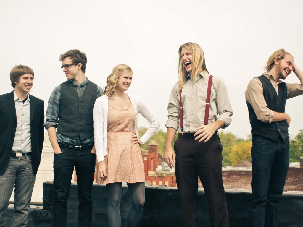 Joshua Powell & the Great Train Robbery: New Record!'s video poster