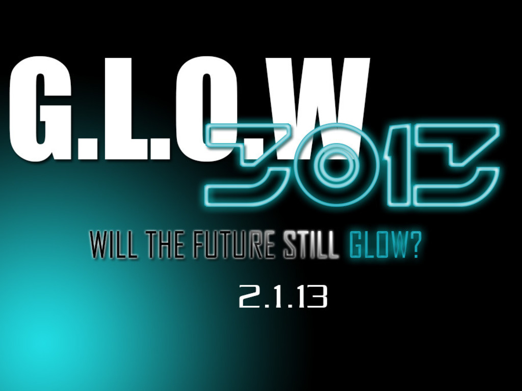 GLOW 3013's video poster