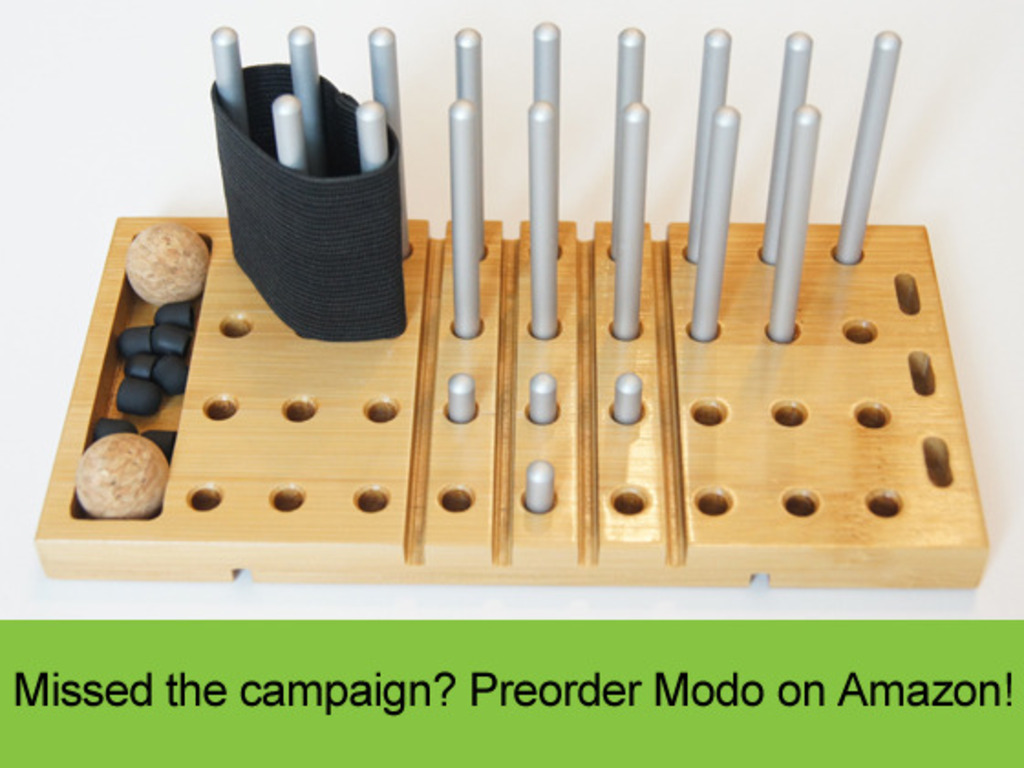 Modo - Modular Desktop Organizer's video poster