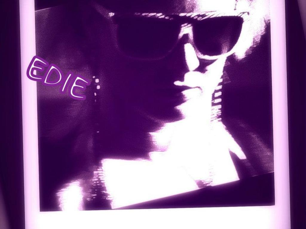Edie Sedgwick Tribute Film's video poster