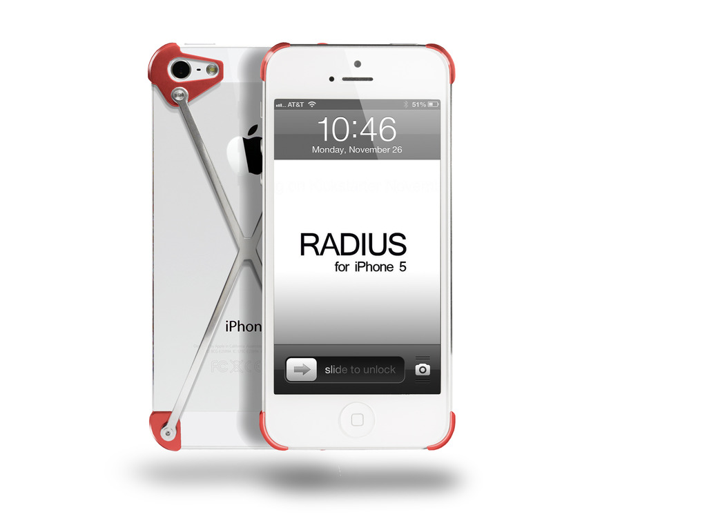 RADIUS Case: The Minimalist Case for iPhone's video poster