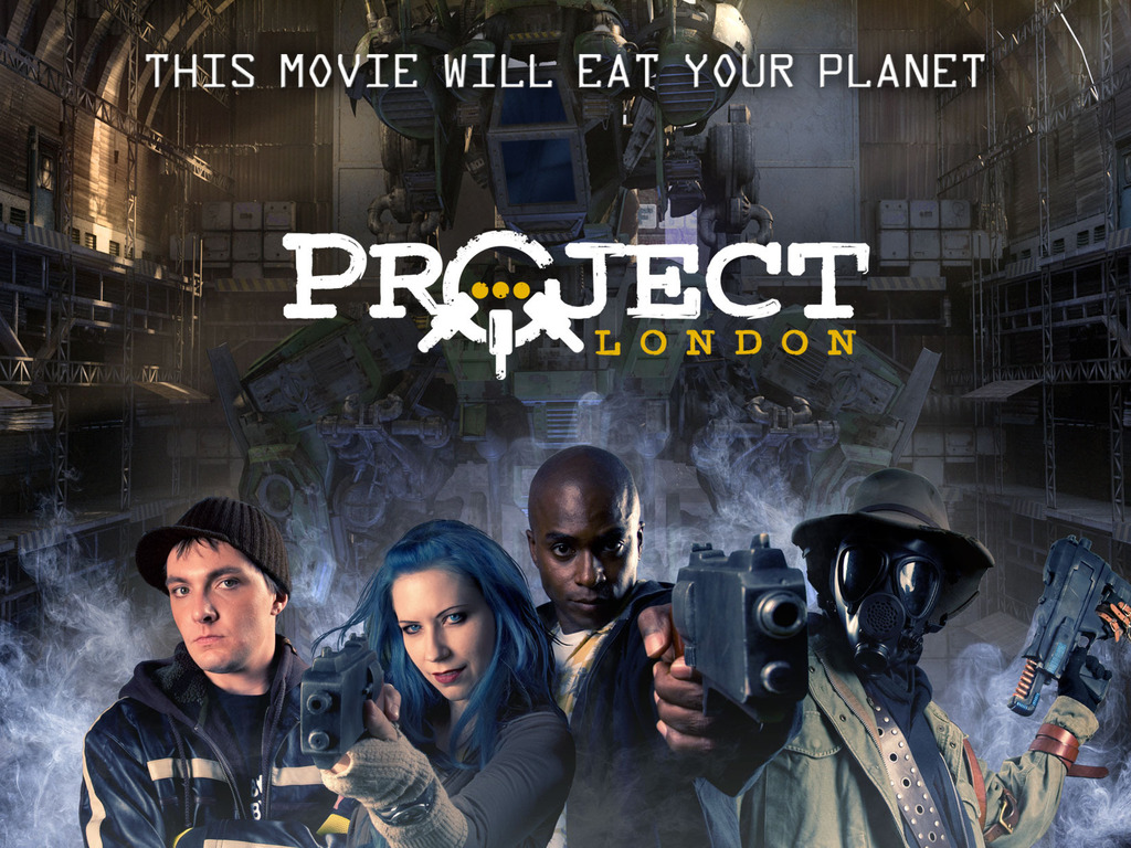 Project London | Help Us Release This Movie's video poster