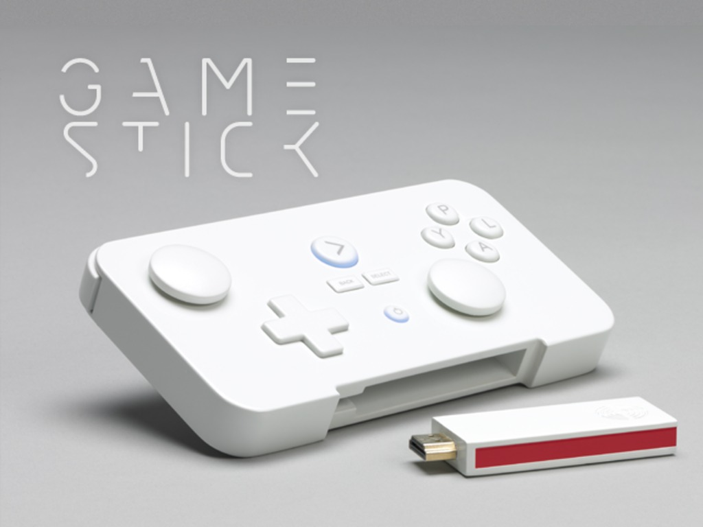 GameStick: The Most Portable TV Games Console Ever Created's video poster
