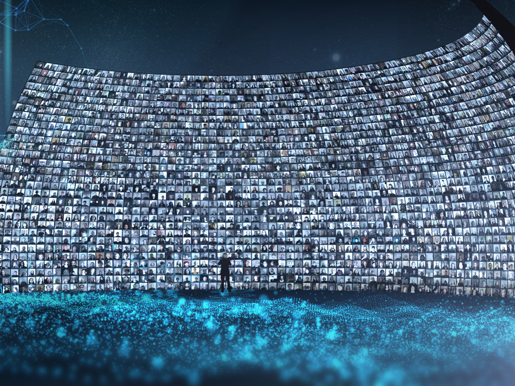 Virtual Choir 4: Bliss's video poster
