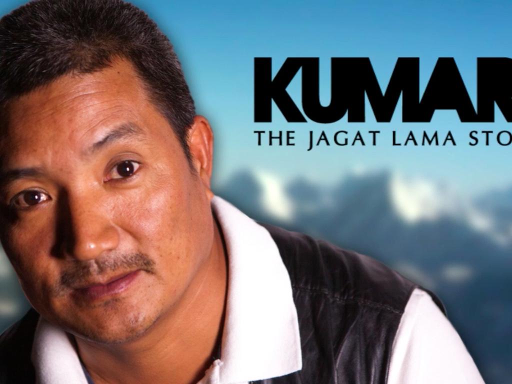 KUMARI: The Jagat Lama Story's video poster