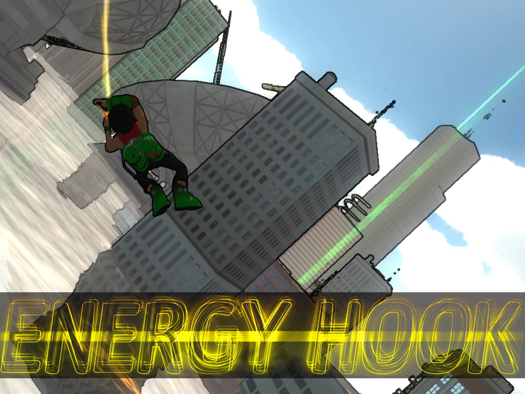 Energy Hook's video poster