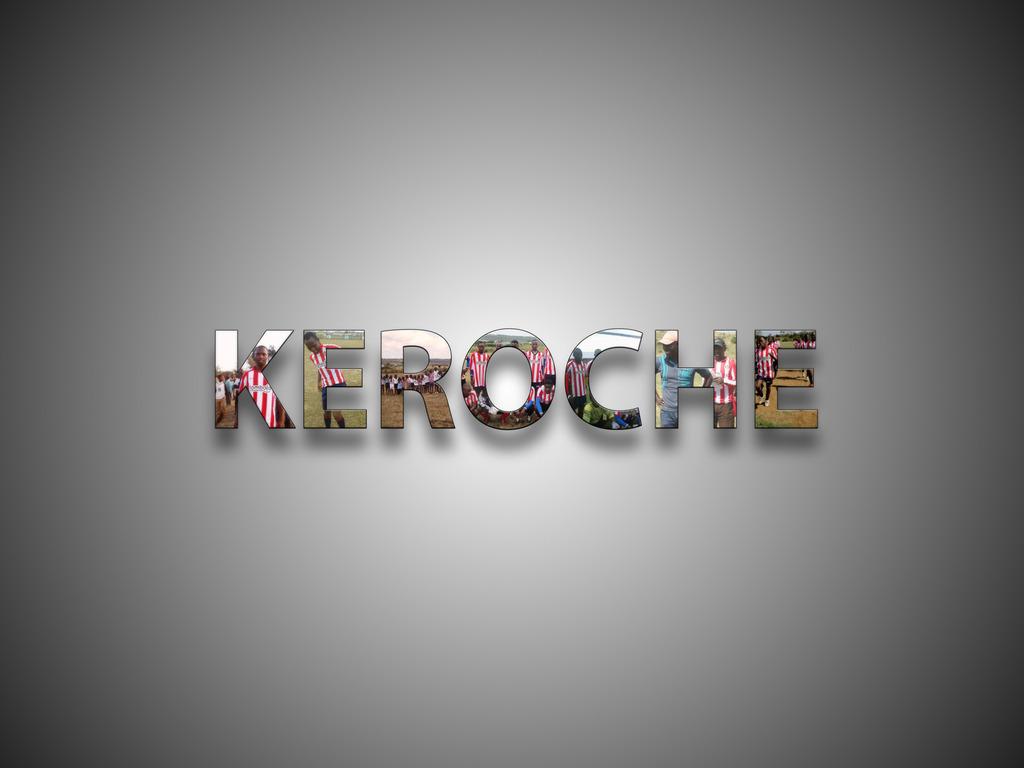 Keroche's video poster
