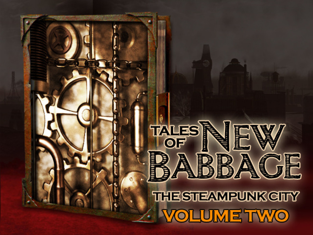 Tales of New Babbage, Vol. 2's video poster