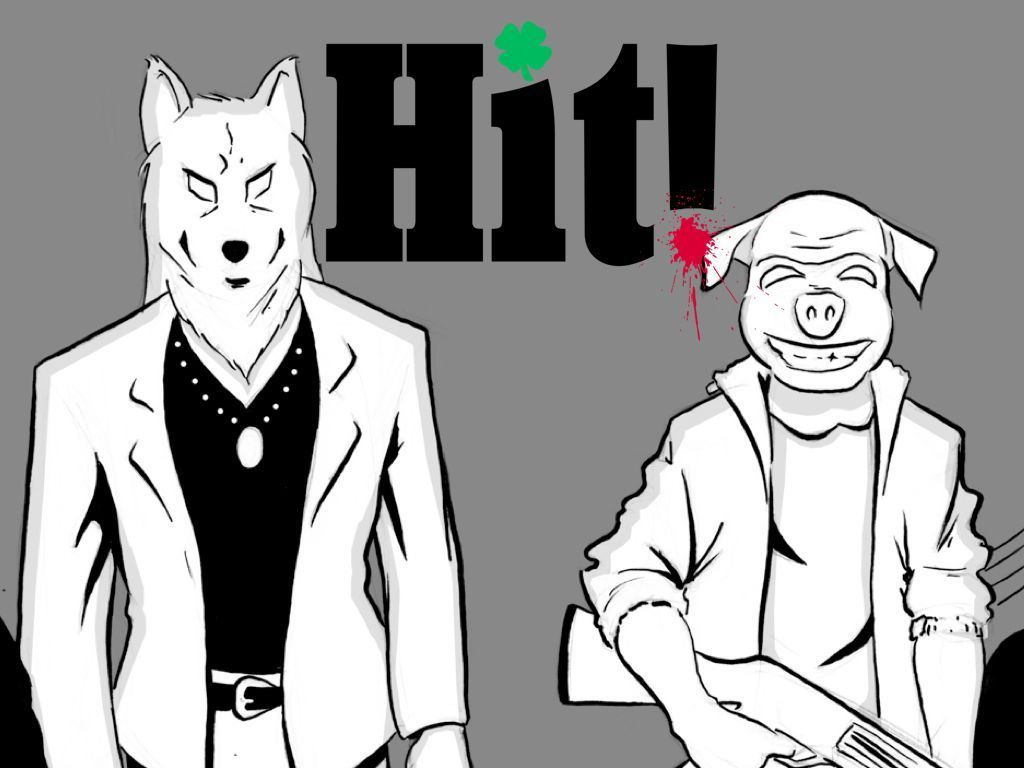 HIT! A Comic Book's video poster