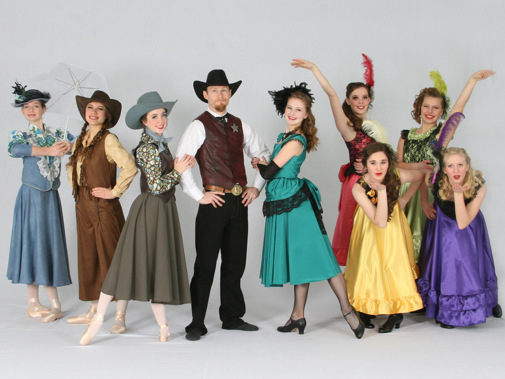 """Premiere Ballet """"Song of Wyoming""""'s video poster"""