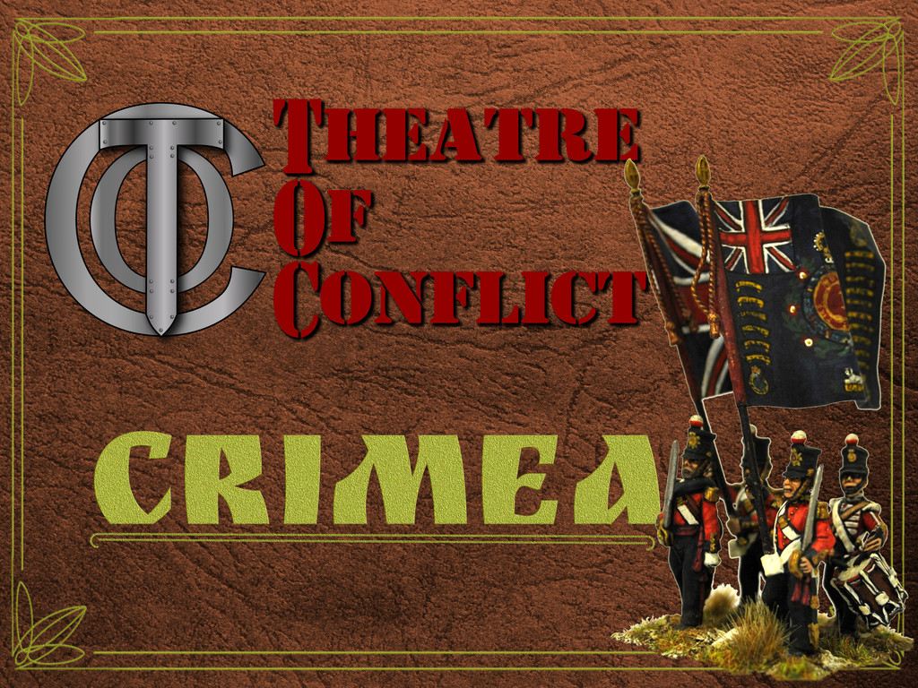 Theatre of Conflict: Crimea's video poster