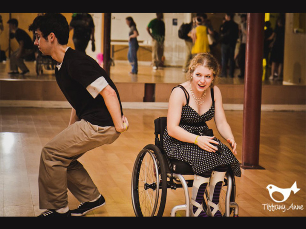 BLIP: Bringing Swing to Panama City and the Disabled's video poster