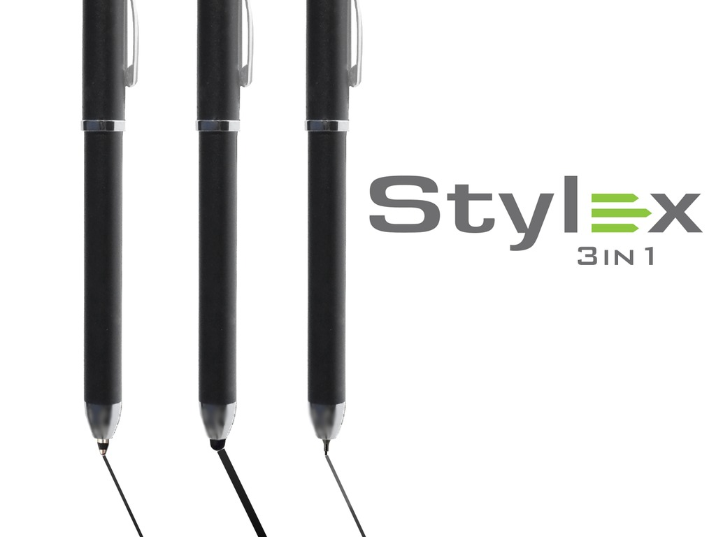 Stylex - The 3-In-1 Writing Tool's video poster