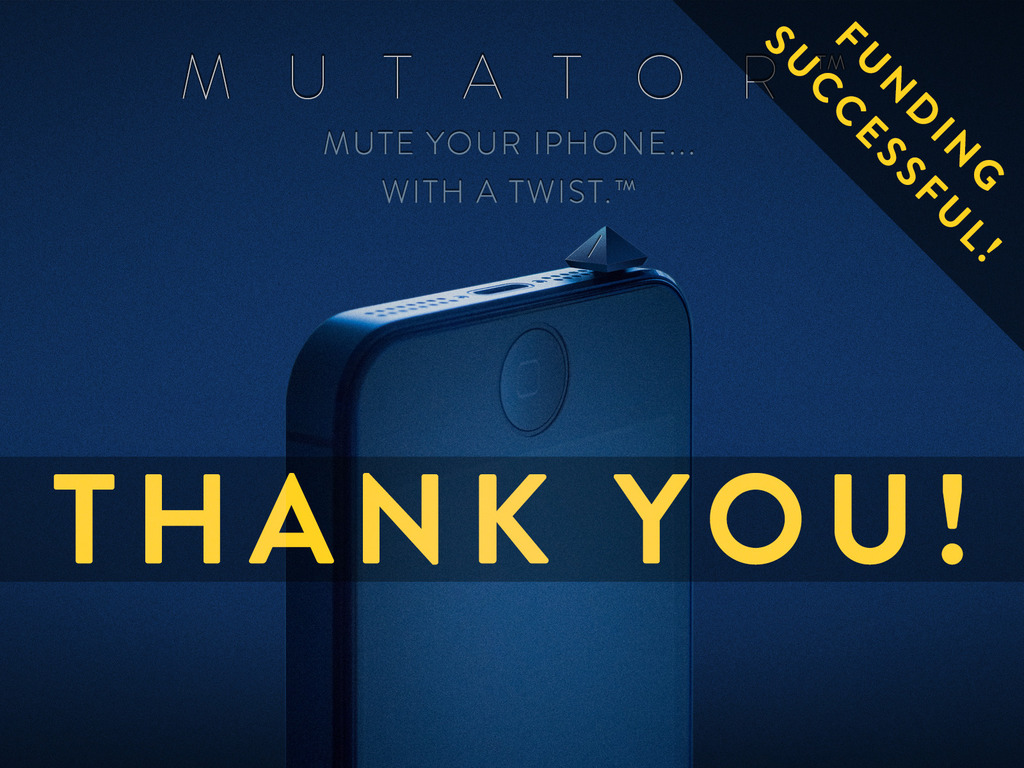 Mutator: Mute Your iPhone...With a Twist's video poster
