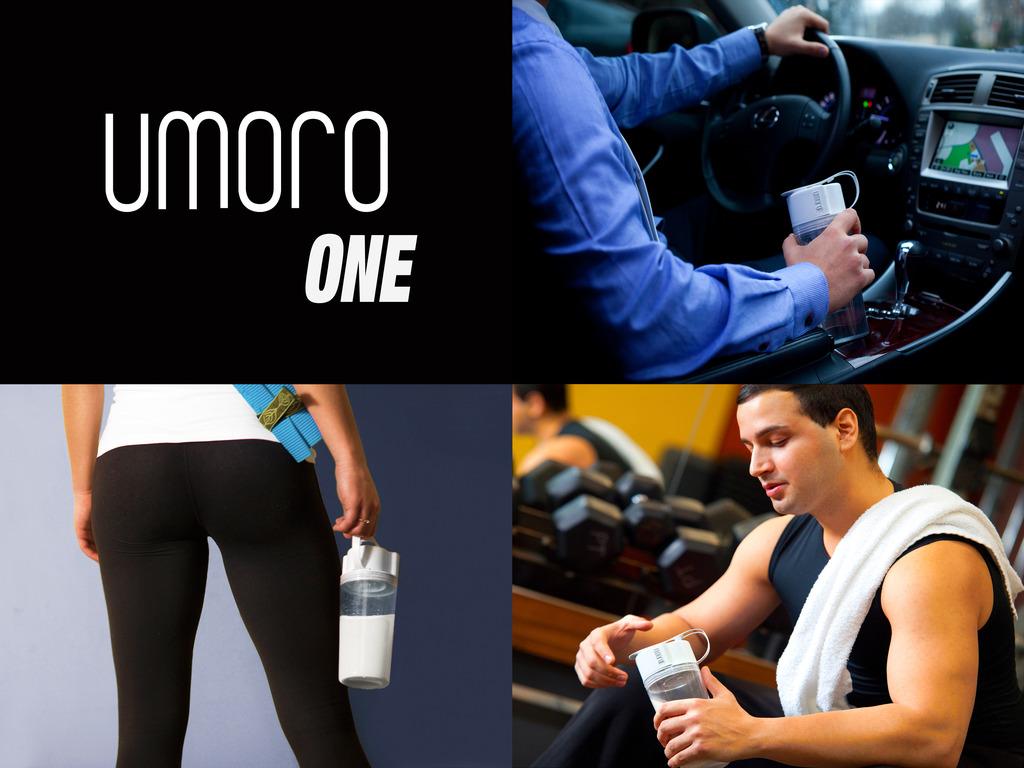 The Ultimate Shaker Bottle - Umoro One™'s video poster