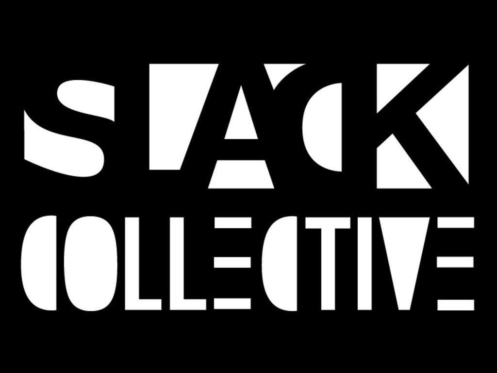 Slack Collectives Black & White project's video poster