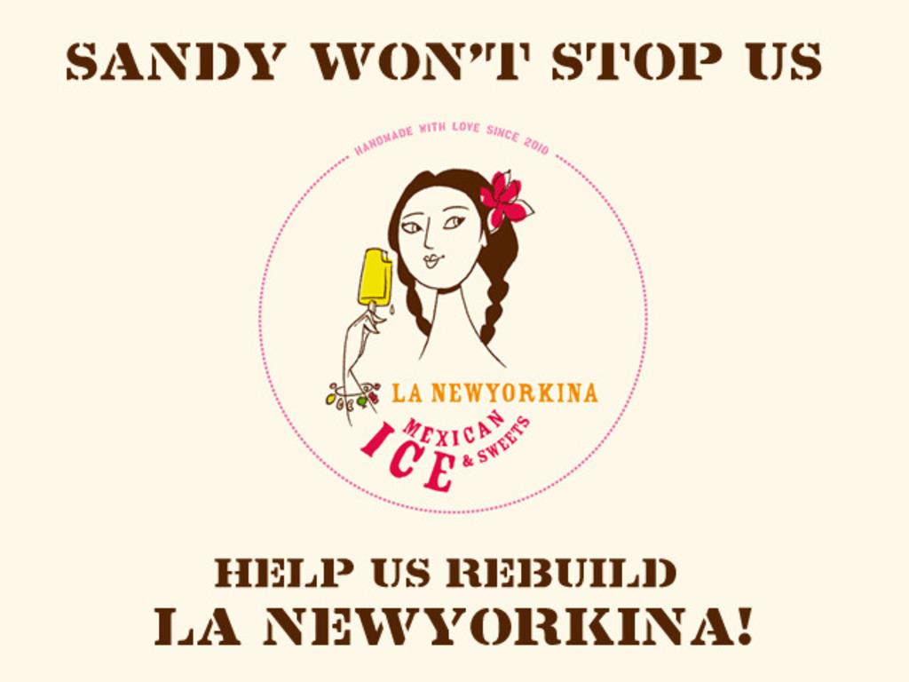 Help Rebuild La Newyorkina's Kitchen's video poster