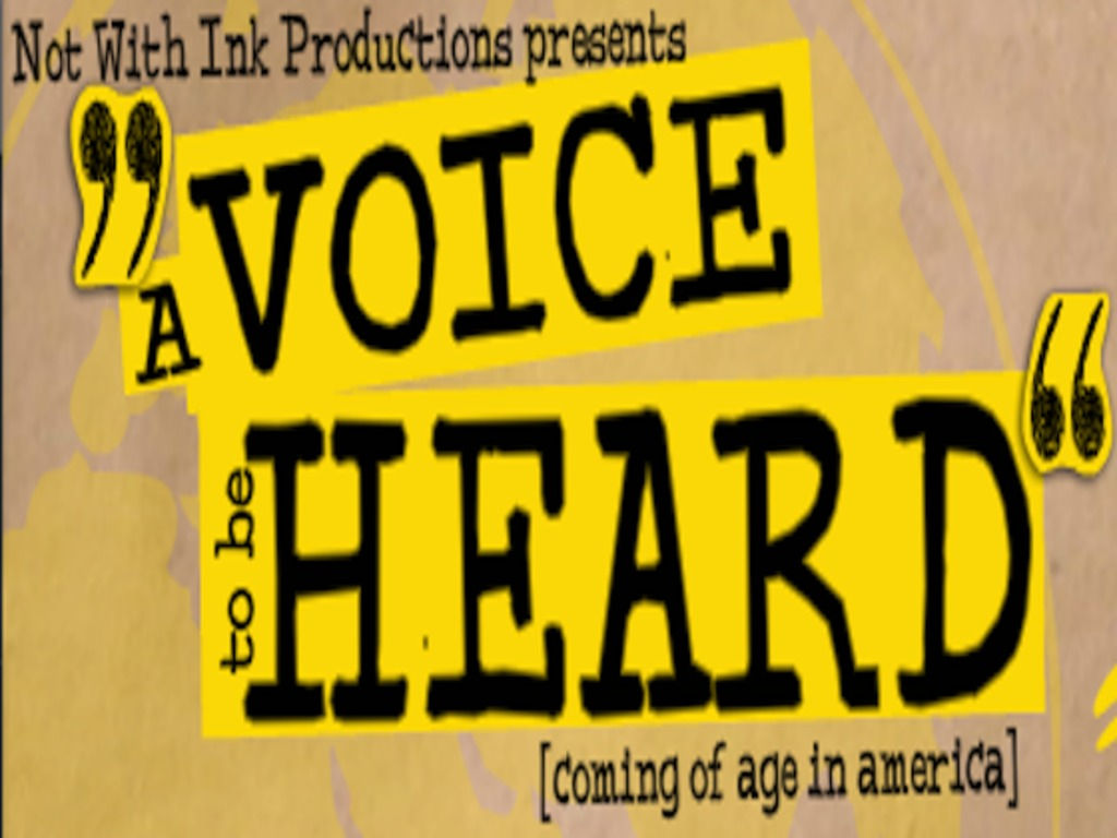 A Voice to be Heard: Coming of Age in America's video poster