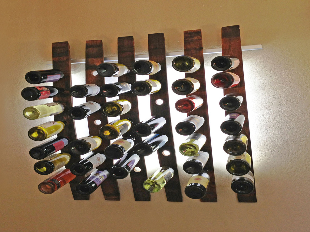 Lumi Wine Wall: What Once Held Wine Holds Wine Again's video poster