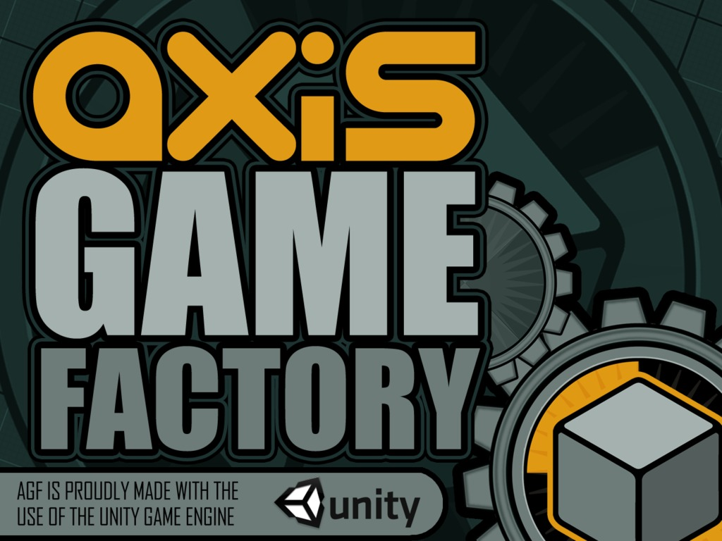 Axis Game Factory - dream, build, create and play!'s video poster
