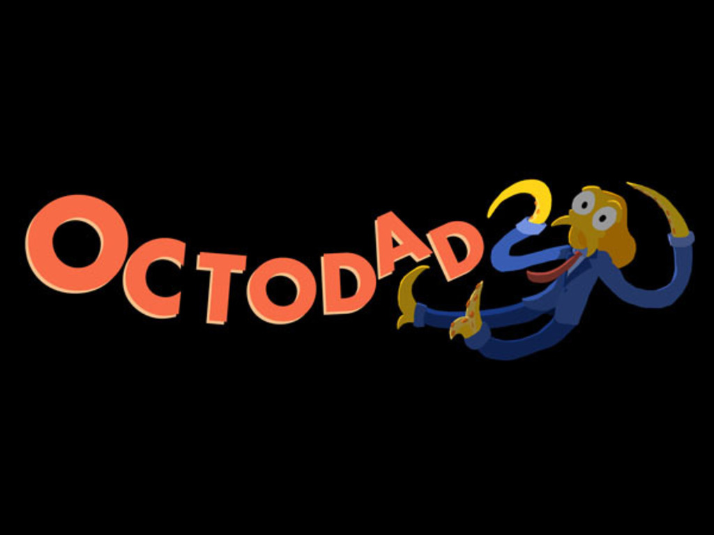 Octodad 2's video poster