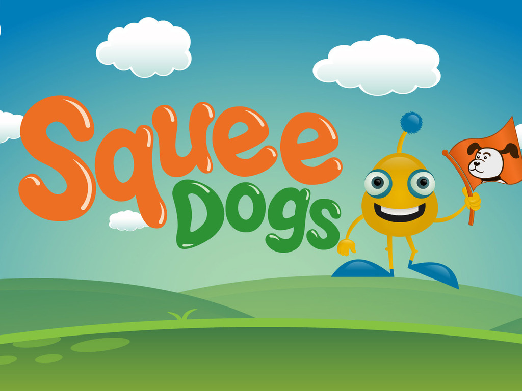 SqueeDogs: Be a Puppy PI! Adventure, Customize and Share!'s video poster