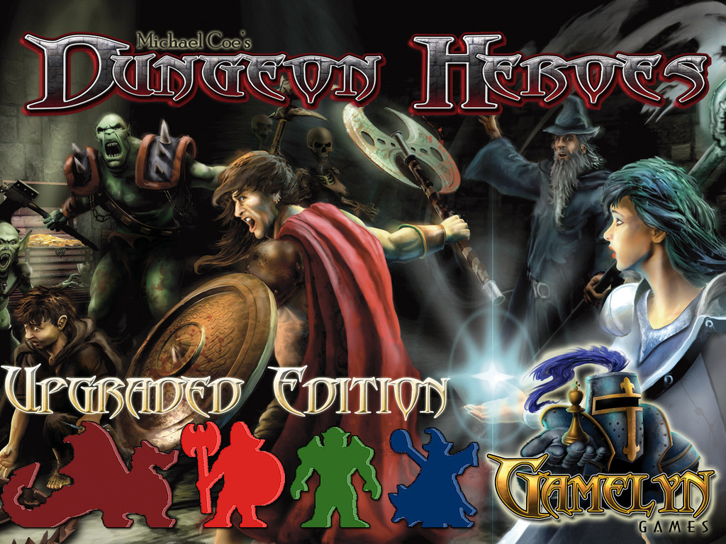 Dungeon Heroes Advance! Upgraded Edition's video poster