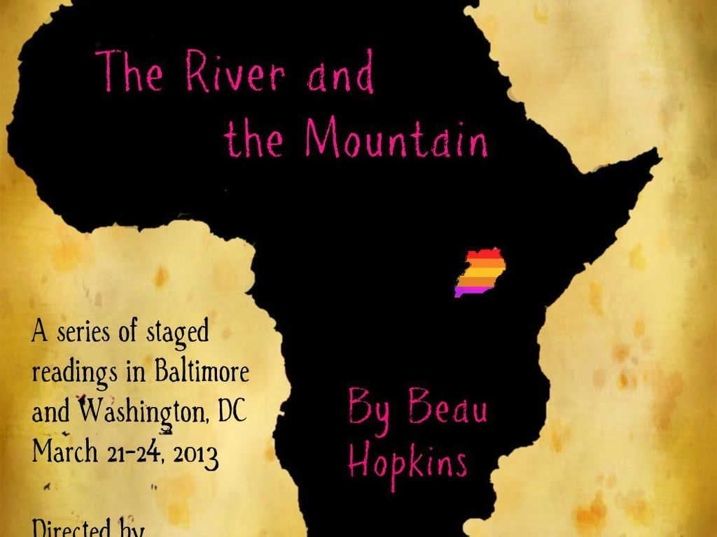 River & the Mountain: readings of Uganda's first gay play's video poster