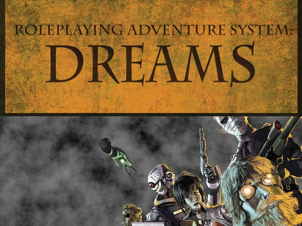 Rolplaying Adventure System: Dreams (Now with free stuff!)'s video poster