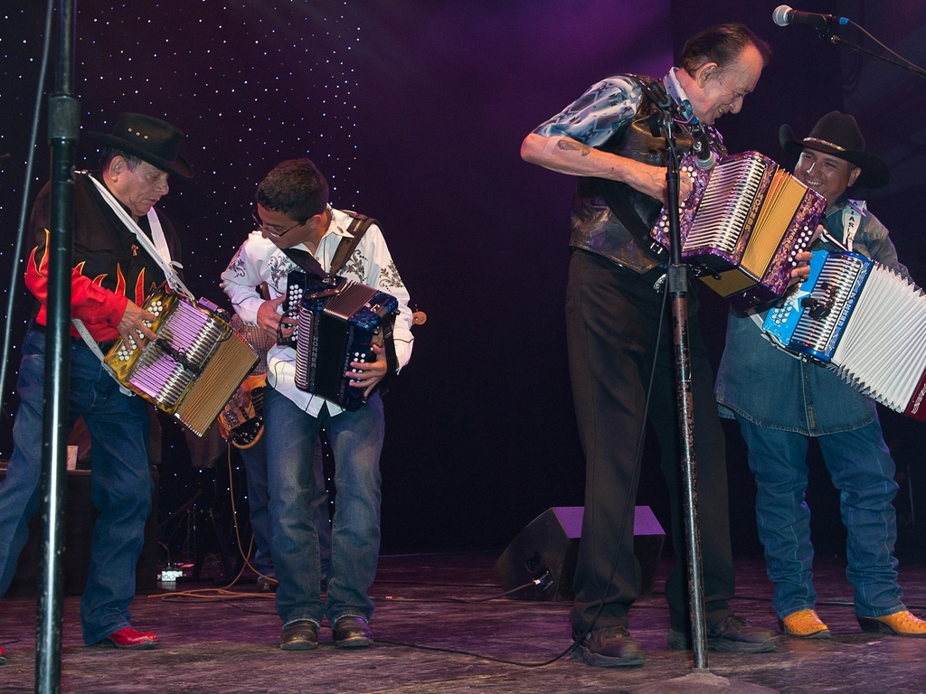 Accordion Kings & Queens Live! CD Project's video poster