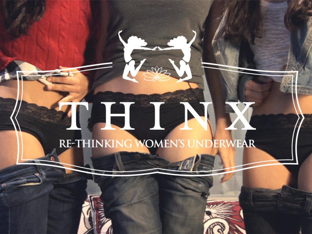 THINX: Change Your Underwear's video poster