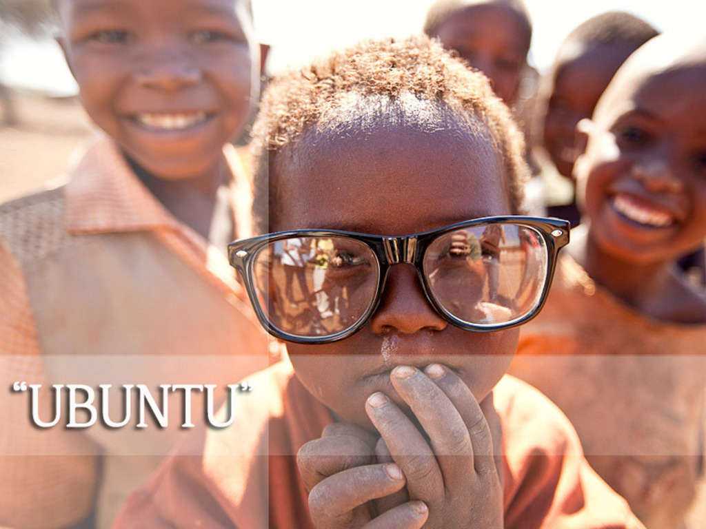 The Ubuntu Project's video poster