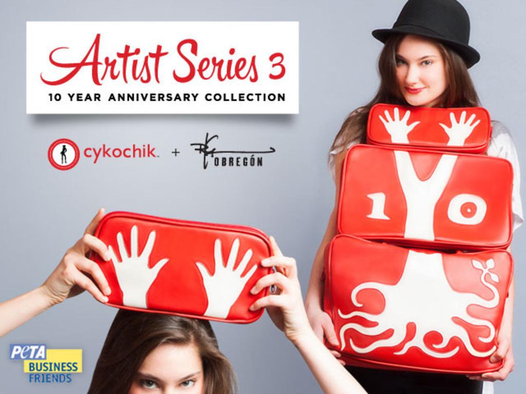 Cykochik Artist Series 3 :: 10 Year Anniversary Collection's video poster