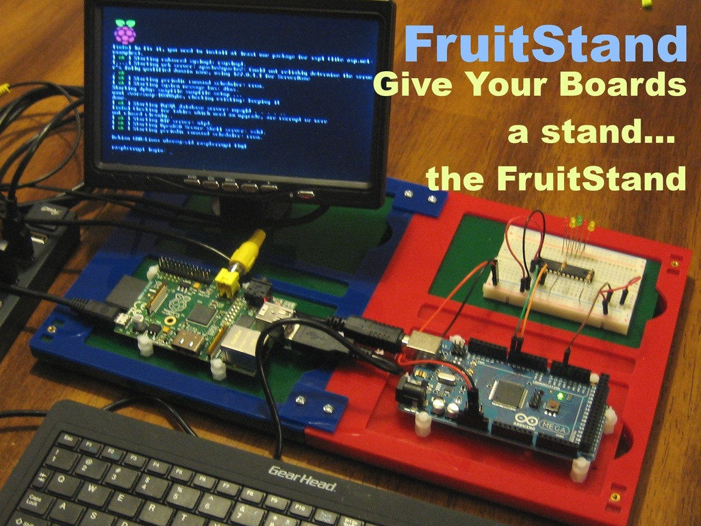 FruitStand: Give Raspberry Pi and Arduino a place to live's video poster