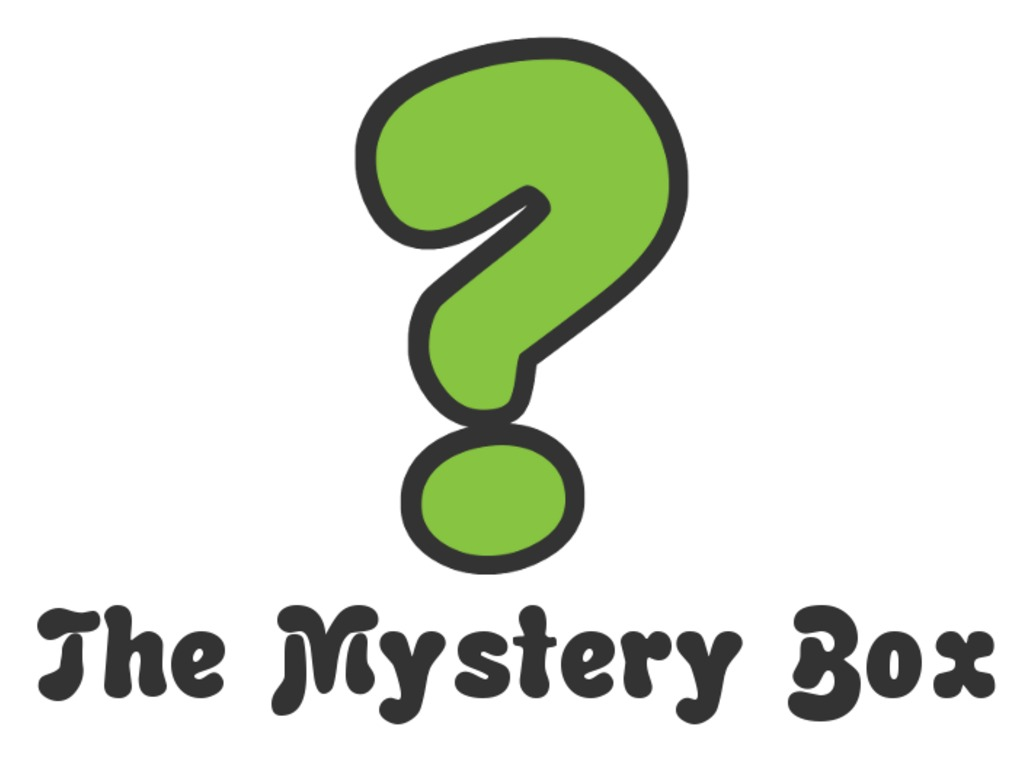 Mystery Box - A Wrapped Package That's Yours To Open or Not's video poster