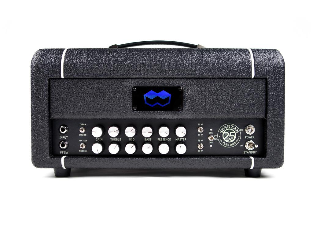 WhiteBox Spartan Guitar Amplifier.'s video poster