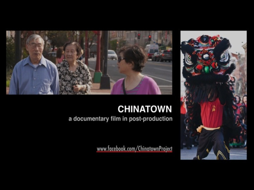 CHINATOWN: A Documentary Film in Post-Production's video poster