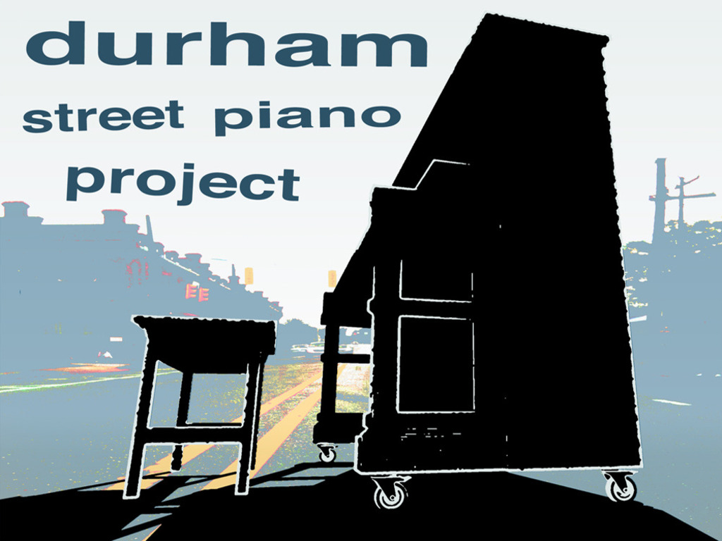 Durham Street Piano Project - Keep Durham Musical!'s video poster