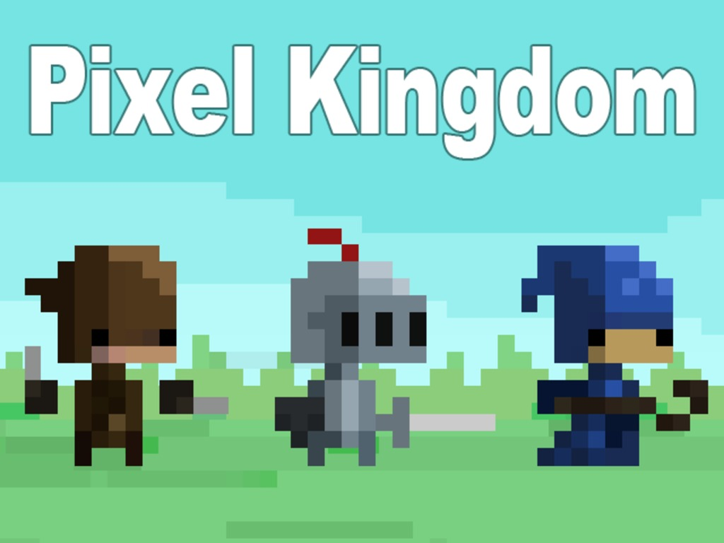 Pixel Kingdom: for PC, Mac, Android & iOS, Linux!'s video poster