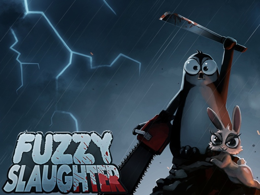 Fuzzy Slaughter's video poster