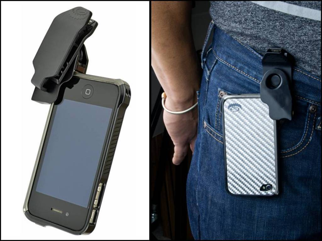 GSi: Innovative Bumper Case and Quick Access Holster's video poster