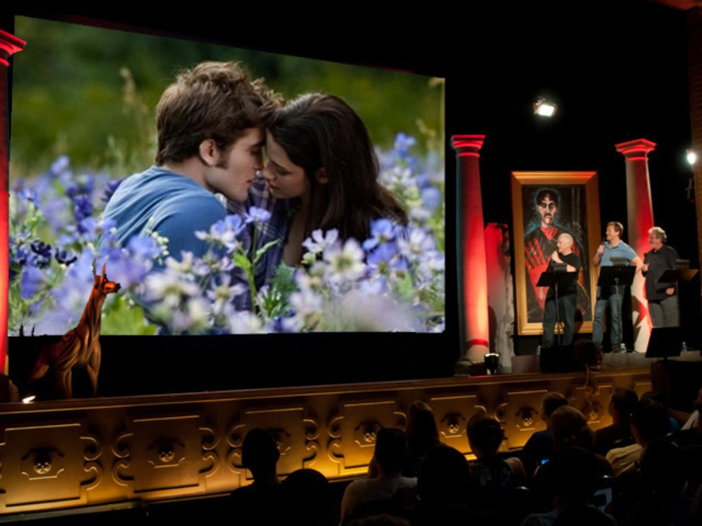 RiffTrax Wants to Riff TWILIGHT Live in Theaters Nationwide!'s video poster