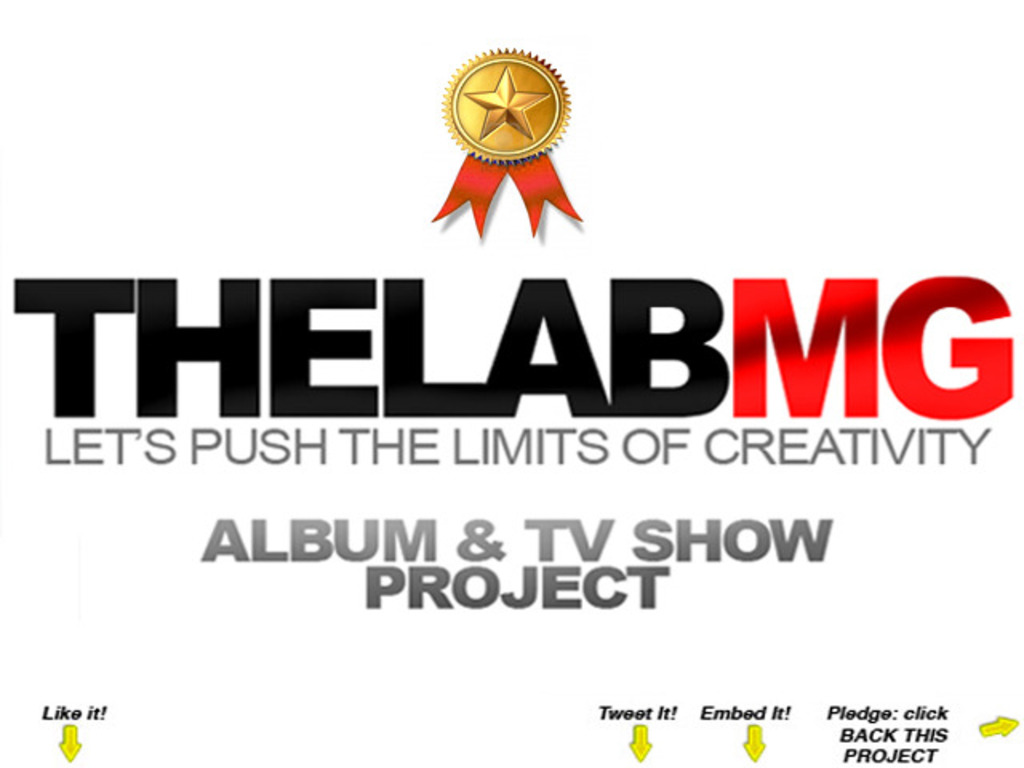 Brand New The Lab Media Group ALBUM & TV SHOW!'s video poster