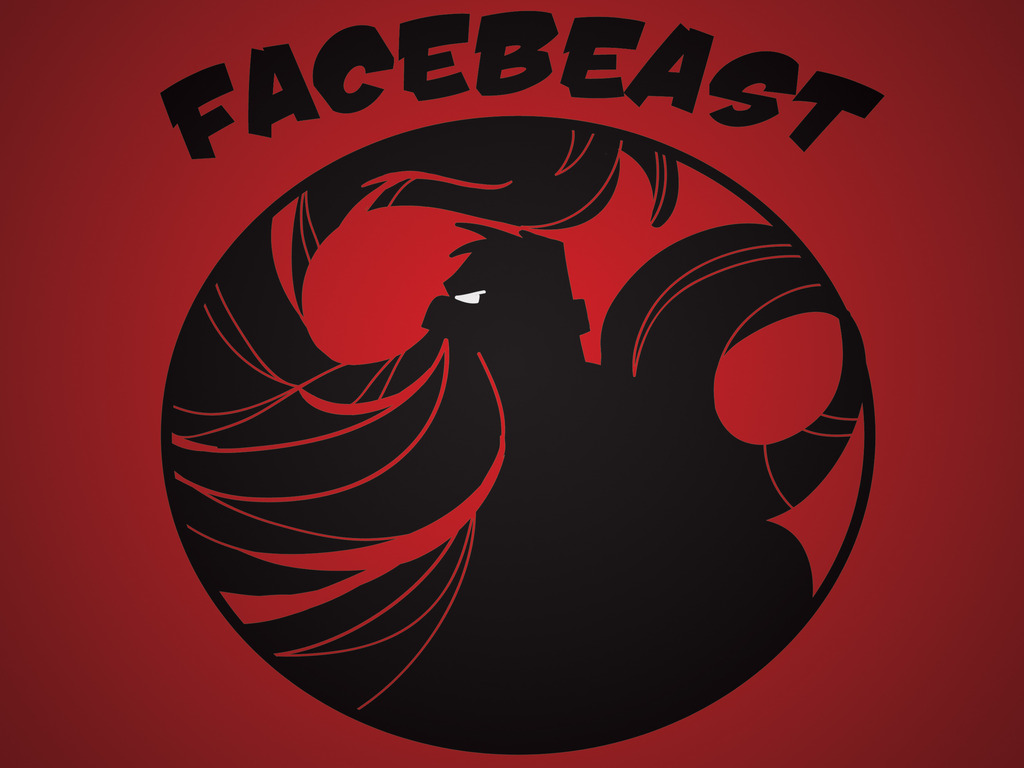 Facebeast: A Tale of a Bearded Super Hero's video poster